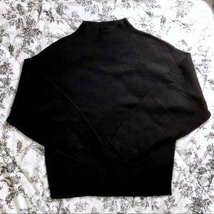 NWT Black H&M high-collar sweater